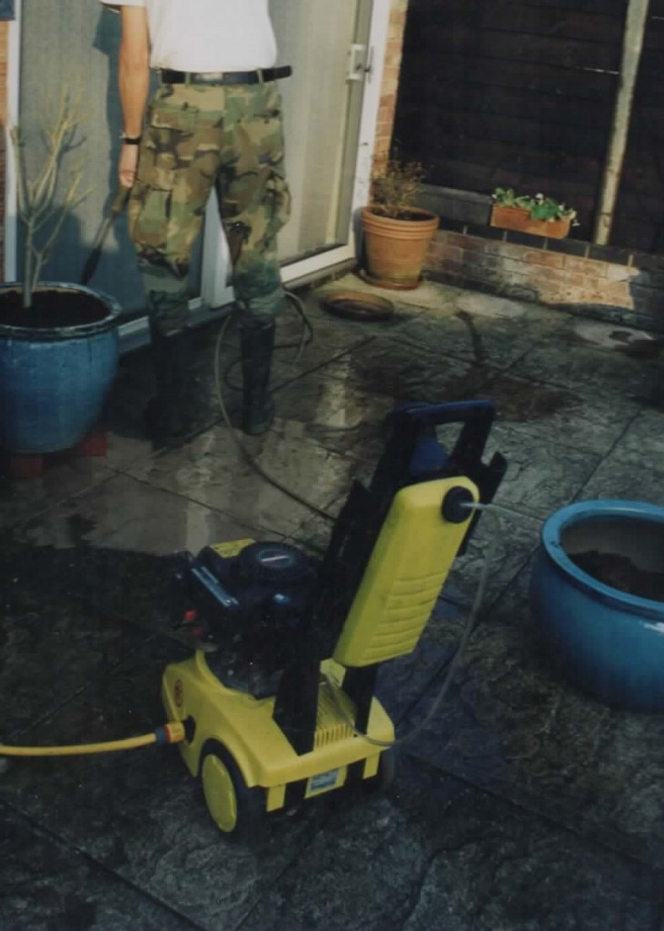 Patio Cleaning Rugby Dead Or Alive Trees